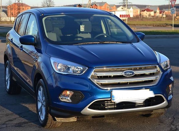 Ford Escape (Kuga)